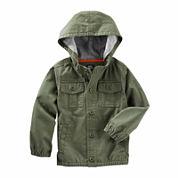 Oshkosh Boys Lightweight Field Jacket-Toddler