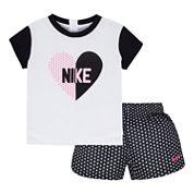 Nike Short Set Girls
