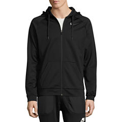 Nike Long Sleeve Thermal Zip Hoodie