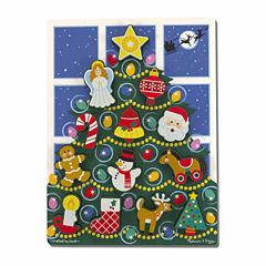 Melissa & Doug® Holiday Tree Chunky Puzzle