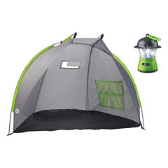 Discovery Kids Toy Tent Camping Dome with LED Lantern