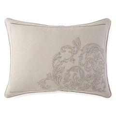 Royal Velvet Sienna Oblong Decorative Pillow