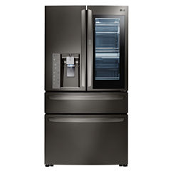 LG 30 cu. ft InstaView™ Door-in-Door® Refrigerator