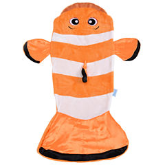 As Seen On TV Clownfish Snuggie Tail