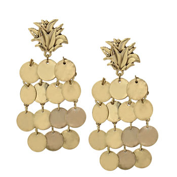 Libby Edelman 1 Pair Drop Earrings