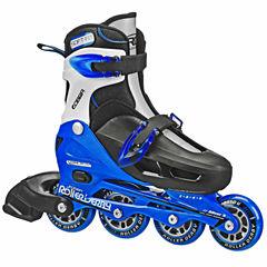 Roller Derby Cobra Adjustable Inline Roller Blades