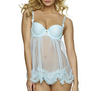 Jezebel Allocen Babydoll with Hipster Panty