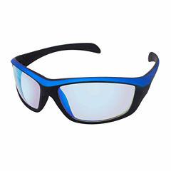 Xersion Two Tone Wrap Sunglasses
