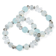 Mixit™ Multi 2-Row Bead Bracelet