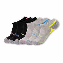 Skechers 6-pc. Low Cut Socks