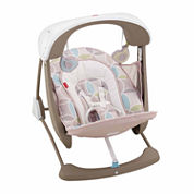 Fisher Price Deluxe Take Along Swing and Seat