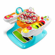 Fisher Price 4 in 1 Step N Play Piano
