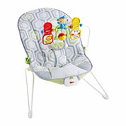 Fisher Price Geo Meadow Babys Bouncer