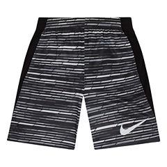 Nike Boys Printed Legacy Shorts - Preschool 4-7