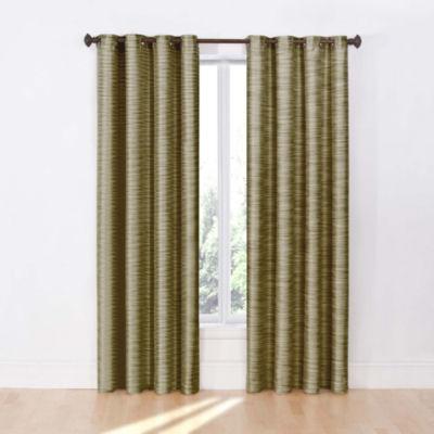 Eclipse Deron Blackout Grommet Top Curtain Panel