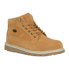 Lugz® Gravel Mens Slip Resistant Lace-Up Boots