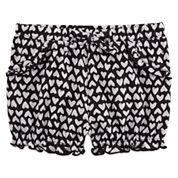 Okie Dokie Pull-On Shorts Girls