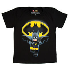 Batman Graphic T-Shirt-Big Kid Boys