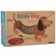The Original Slinky Brand Slinky Dog Retro Packaging