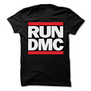 Run DMC Graphic T-Shirt- Juniors