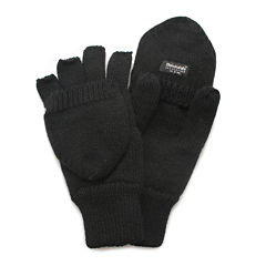 QuietWear® Knit Flip-Top Gloves