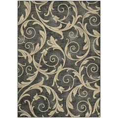 Mayella Printed Rectangular Rug