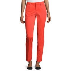 Stylus™ Stretch Twill Ankle Pant