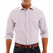 Claiborne® Slim-Fit Button-Down Shirt