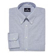Stafford® Travel Winkle-Free Oxford Dress Shirt - Big & Tall