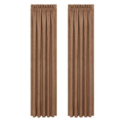 Queen Street Montclair Rod-Pocket Curtain Panel