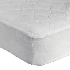 Sealy® 2-pk. Quilted Waterproof Crib Mattress Pad