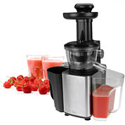Kalorik® Stainless Steel Slow Juicer