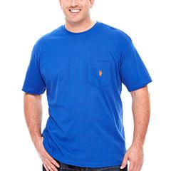 U.S. Polo Assn.® Short-Sleeve Pocket Tee - Big & Tall