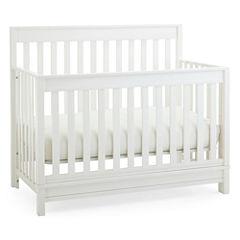 Payson Studios Baby Crib - White