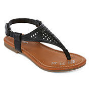 Arizona Acacia Girls Flat Sandals