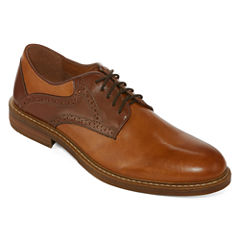 Stafford Coole Mens Leather Oxford Shoes