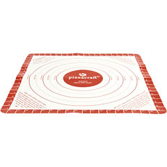 """Charcoal Companion® Pizzacraft® 20"""" Silicone Dough Rolling Mat"""