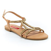Union Bay Diane Womens Flat Sandals