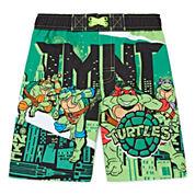 Boys Teenage Mutant Ninja Turtles Trunks-Toddler