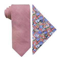 Stafford Solid Tie Set