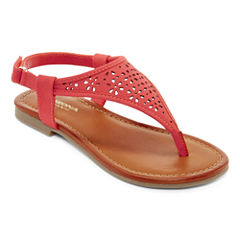 Arizona Sawyer Girls' Sandals - Little Kids
