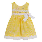 Rare Editions Sleeveless Sundress - Toddler
