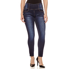 Bisou Bisou Double Stack Skinny Denim
