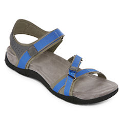 Zibu™ Hildrah Strap Sandals