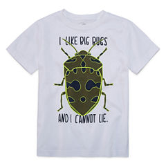 Okie Dokie Boys Graphic T-Shirt - Preschool 4-7