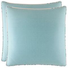 Stone Cottage Bristol Medallion Euro Pillow