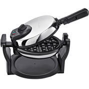 Cooks Stainless Steel Single Flip Waffle Maker