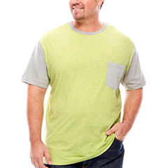 The Foundry Big & Tall Supply Co.Colorblock T-shirt