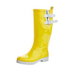 Henry Ferrera Black Stone Womens Rain Boots