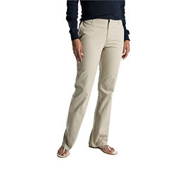 Dickies® Slim-Fit Bootcut Stretch Twill Pants- Long